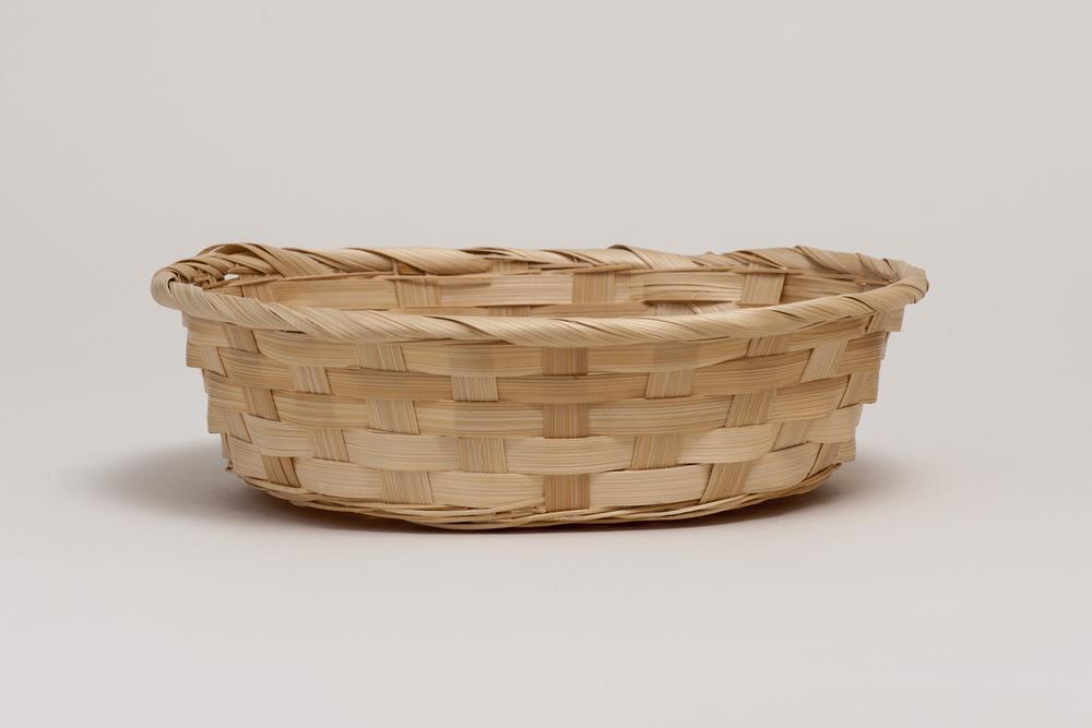 Oval-Wicker-Bread-Basket